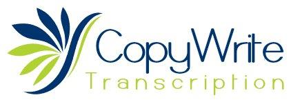 CopyWrite Transcription